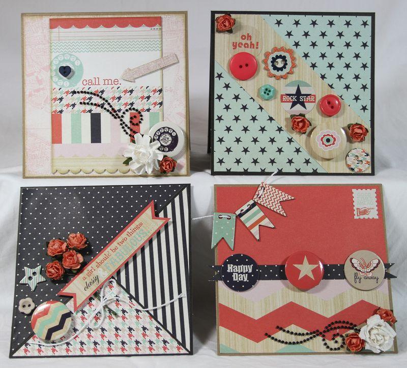Kit Cards x 4B