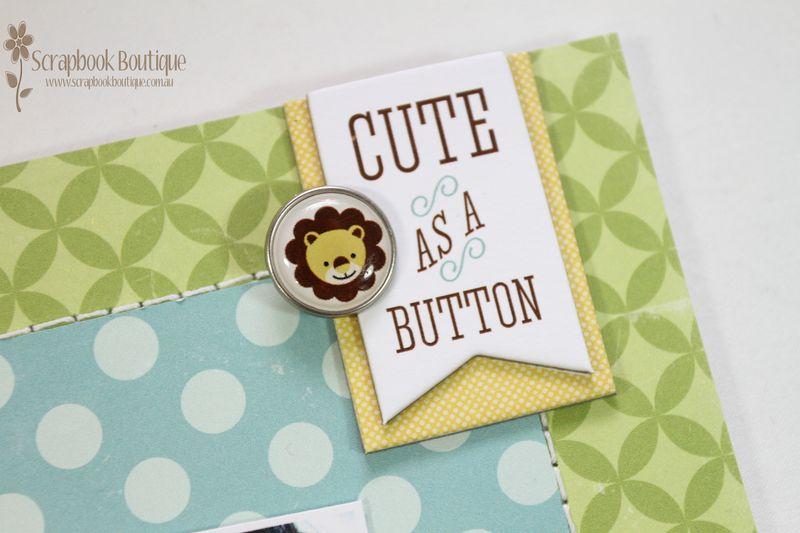 Cute As A Button CUp2