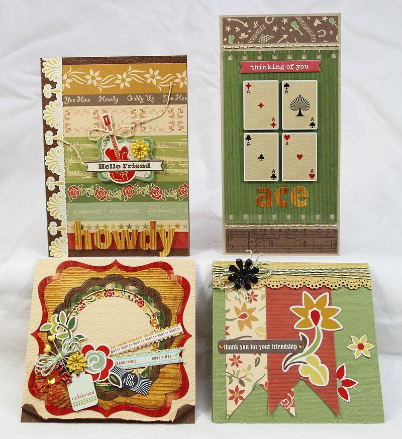 Card Kit x 4B