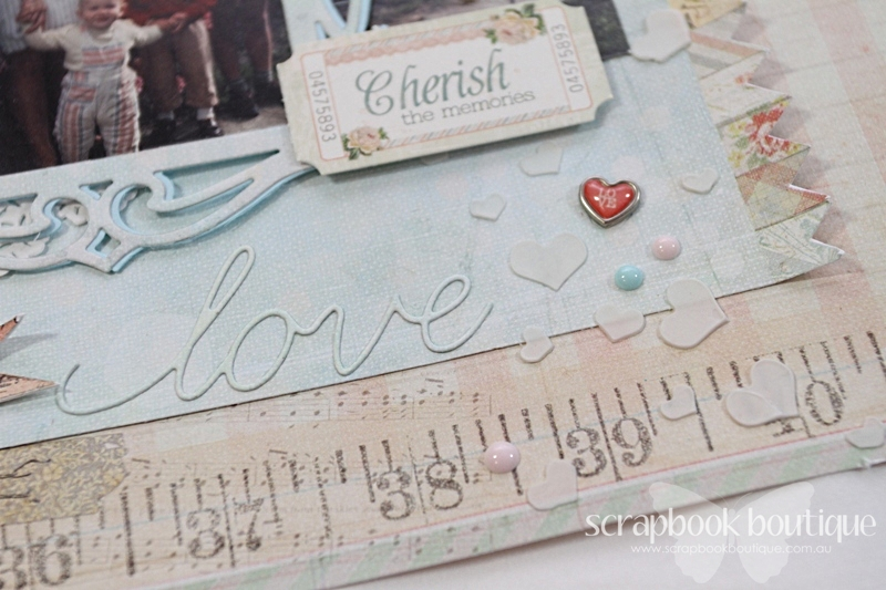 Cherish Layout CU1
