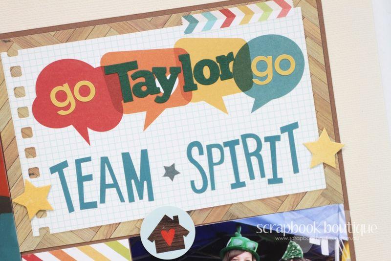 Team Spirit LO CU3