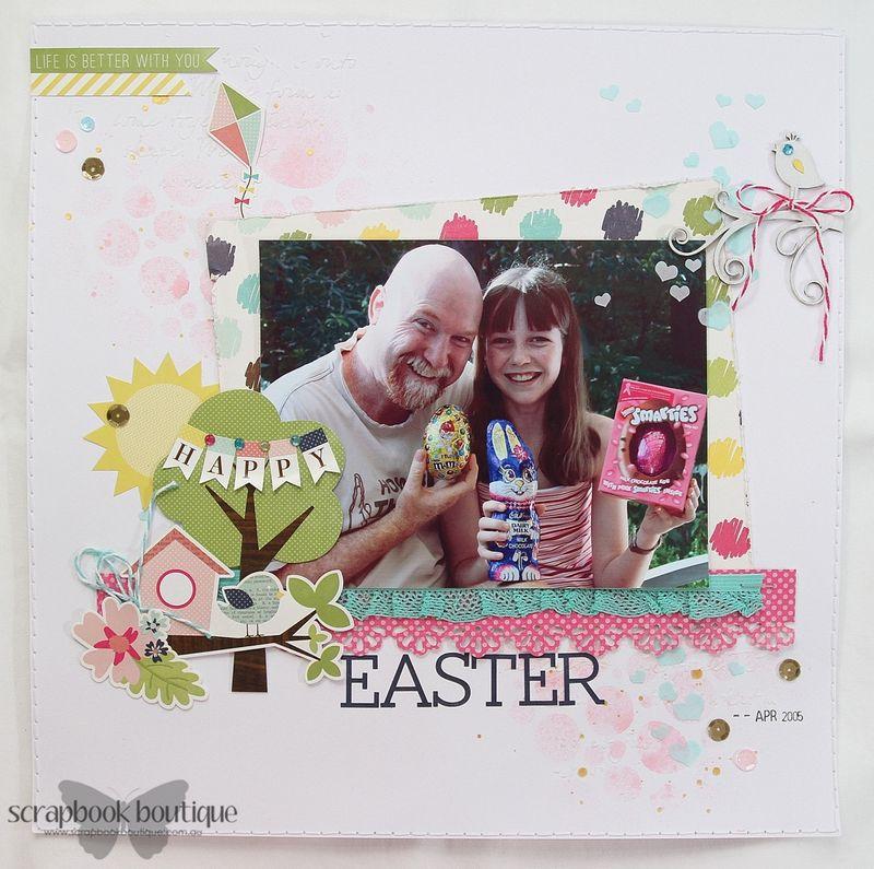 Happy Easter LO