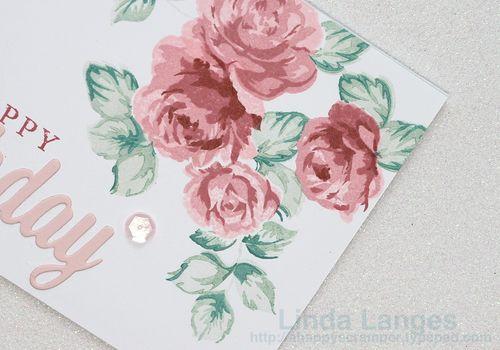 Vintage Roses HB CU