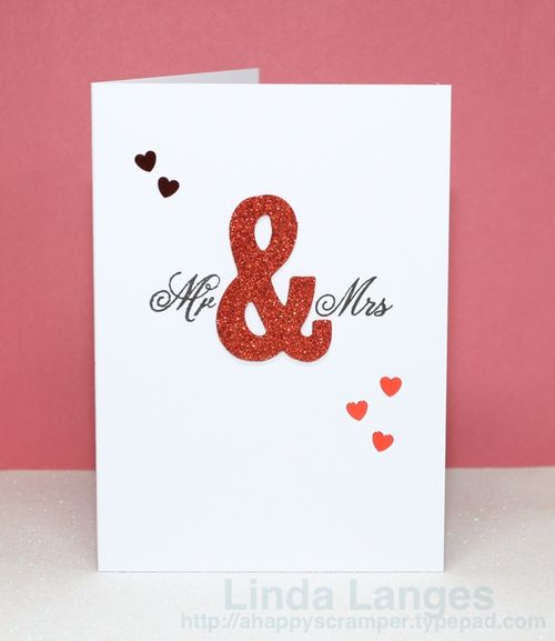 Mr and Mrs Red Ampersand
