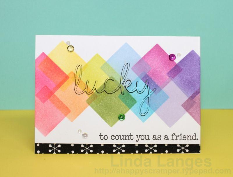 Masking OCC Lucky Card