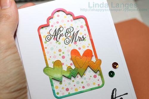 Congrats Wedding Card CU