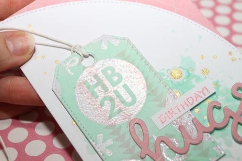 Challenge Card embossing CU