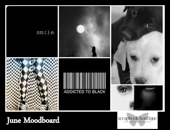 June Mood Board