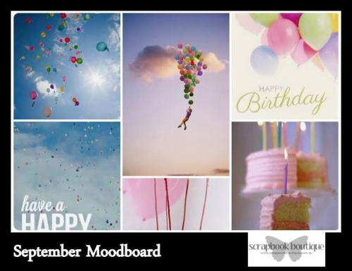 Sept Mood Board