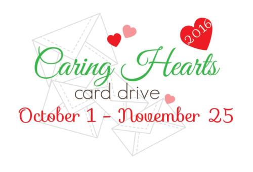 Caring Hearts 2016 Logo