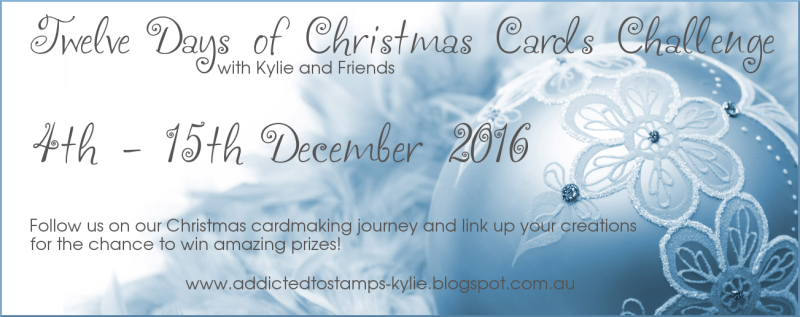 12 days of Christmas graphic Kylie