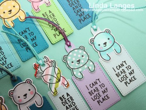 Lawn Fawn Bookmarks CU 3