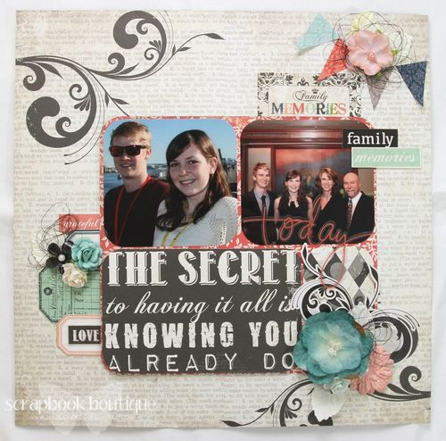 The Secret LO