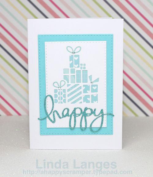 Happy B'Day Card