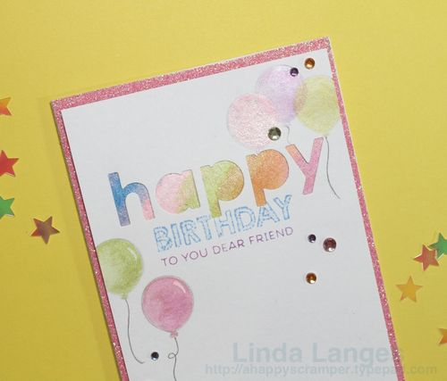 Shimmery Balloons CU