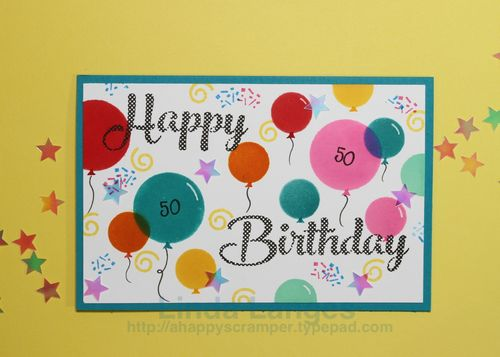 Hubbies BD Card