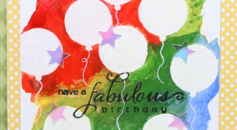 Fabulous Watercoloursnarrow