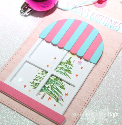Dec 22 Tag Pink and Teal CU