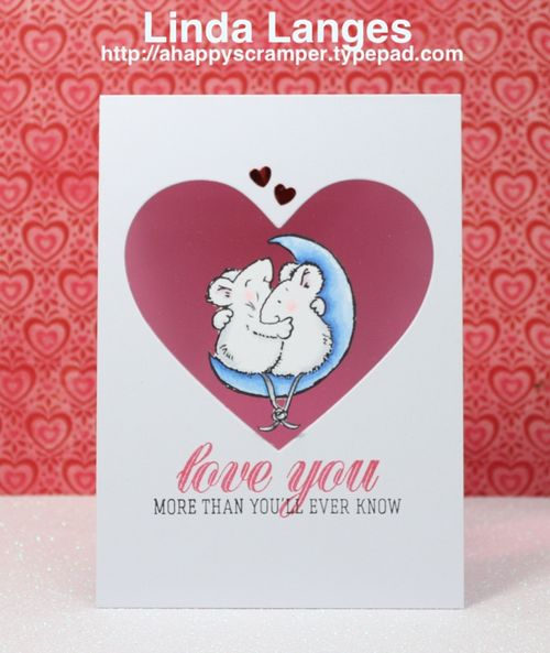 Mice Love You Card