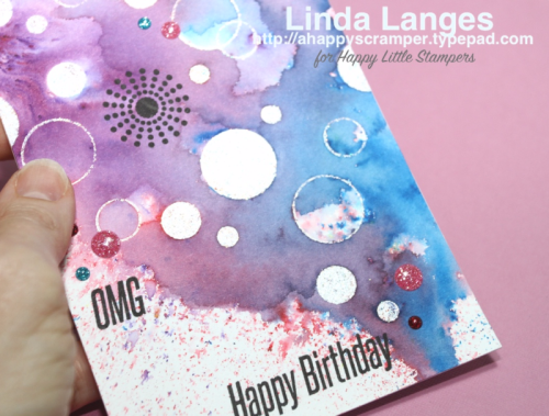 Brushos for Happy Little Stampers