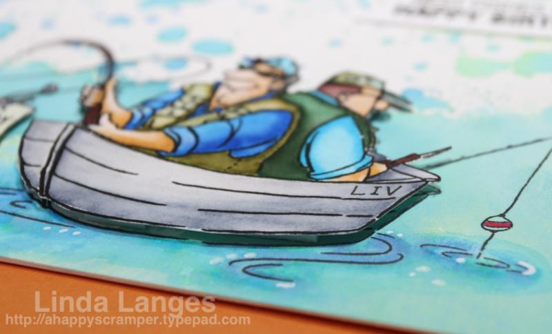 Fishing Card CU2