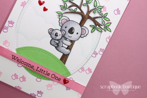 MFT, Linda Langes, Baby Card