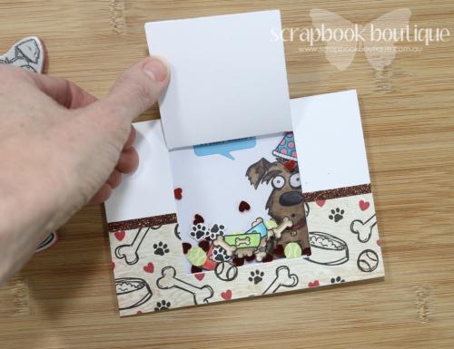 Sept 22 Card shaker layer