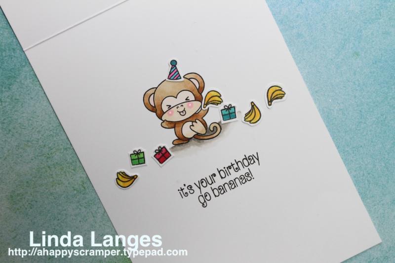 Cheeky Monkey inside