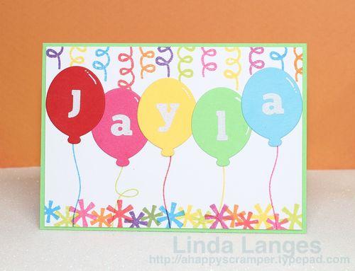 Jayla's Card