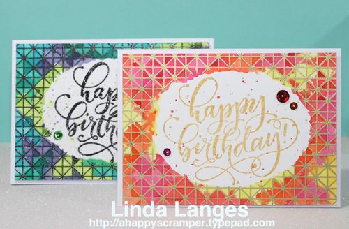His and hers HB cards