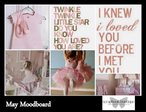 May Mood Board