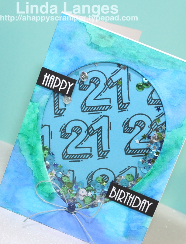 Jack's 21st card