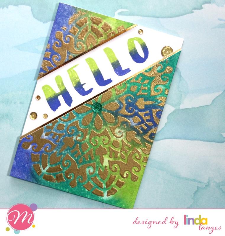 Mandala card main