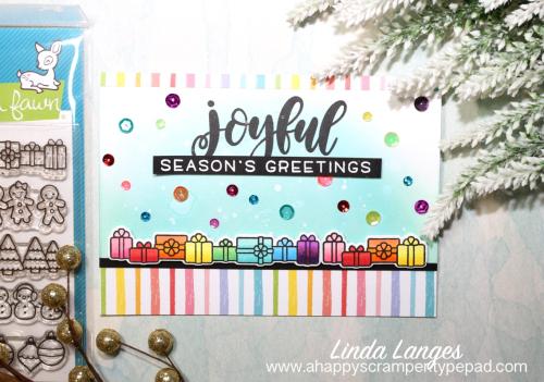 Joyful main