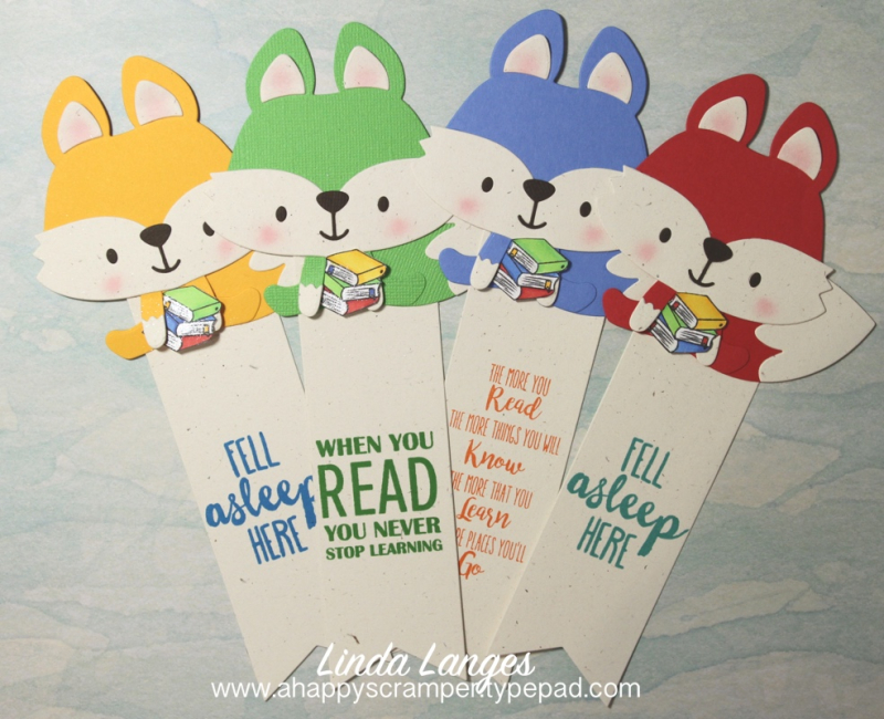 Bookmarks for boys