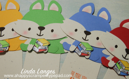 Bookmarks for boys CU