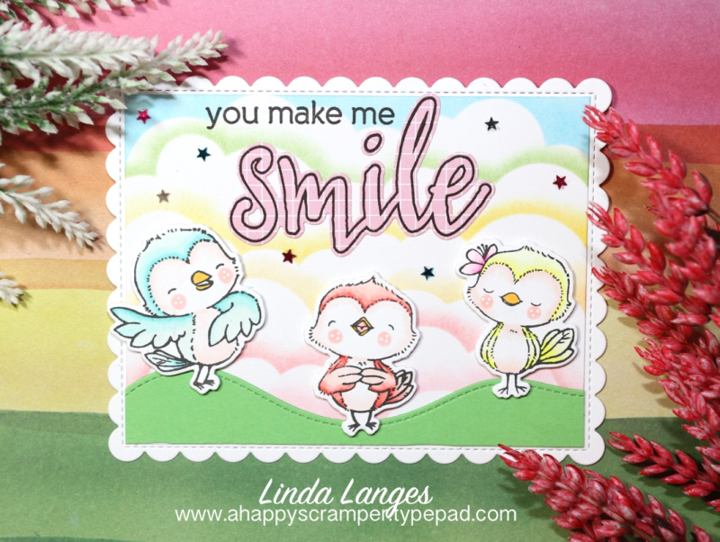 You Make Me Smile sign main