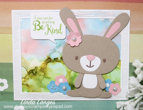 Bunny Be Kind Sign main