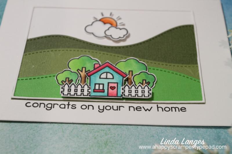Housewarming Card dimension