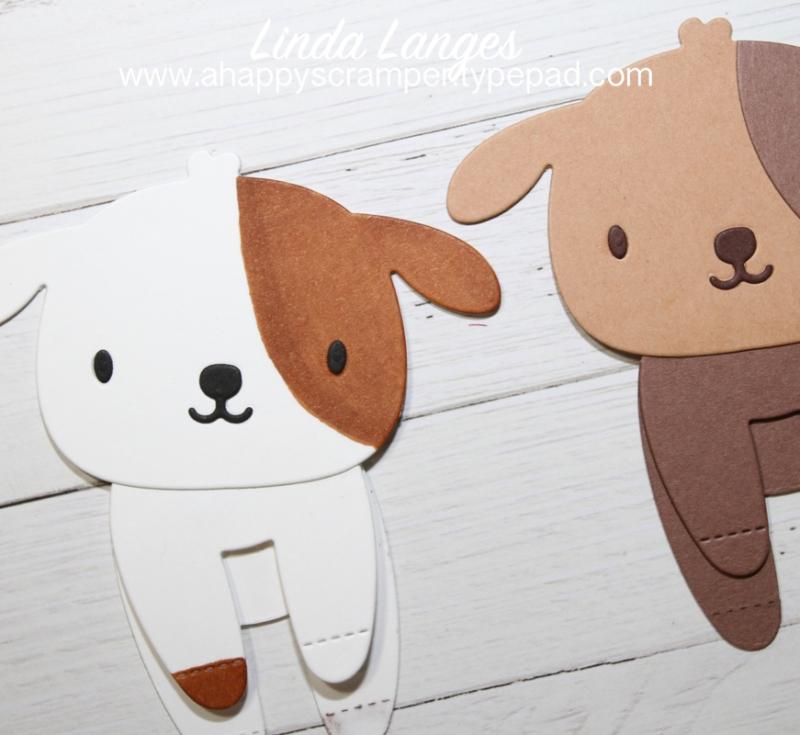 Panda and Dog Bookmarks x 2B