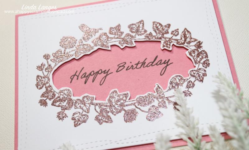 HH Pink Card